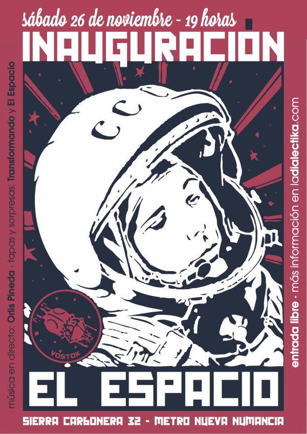 Inauguración El Espacio