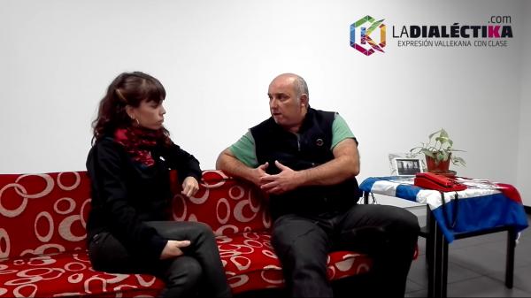 Entrevista a Antonio Segura por motivo de la inauguración de El Espacio