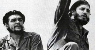"""Fidel Castro y el """"Ché"""" Guevara"""
