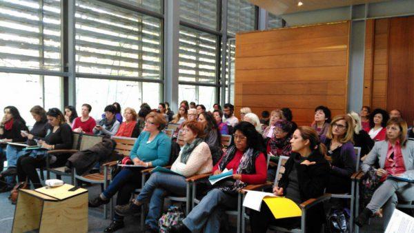 IV Asamblea del Movimiento Democrático de Mujeres
