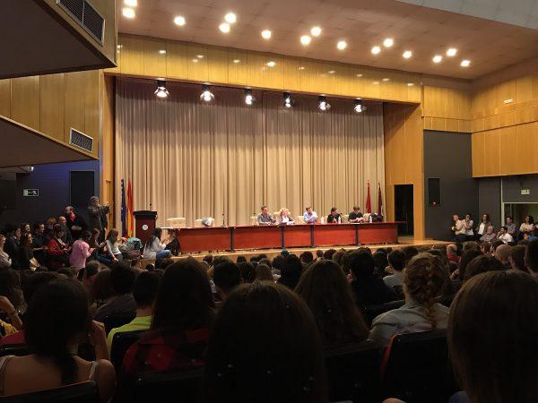 """Apuntes sobre la conferencia """"por qué ser marxista hoy"""" de Alberto Garzón"""