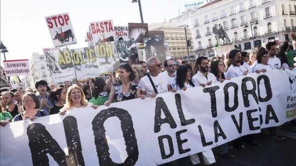 Moral y defensa de los animales (desde el asfalto de Madrid)