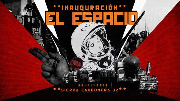 Promo de la Inauguración de El Espacio