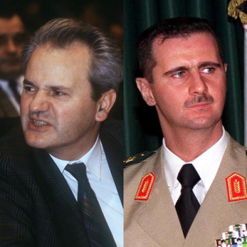 Los balcanes sirios
