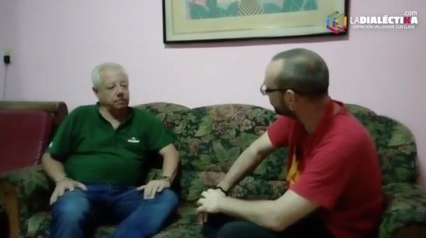 Entrevista a Alberto Padrón, director y productor cubano