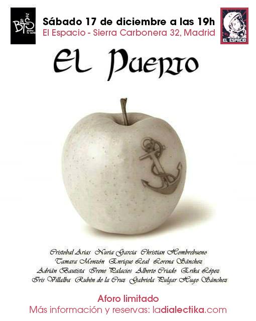 """Actuación teatral """"El Puerto"""""""