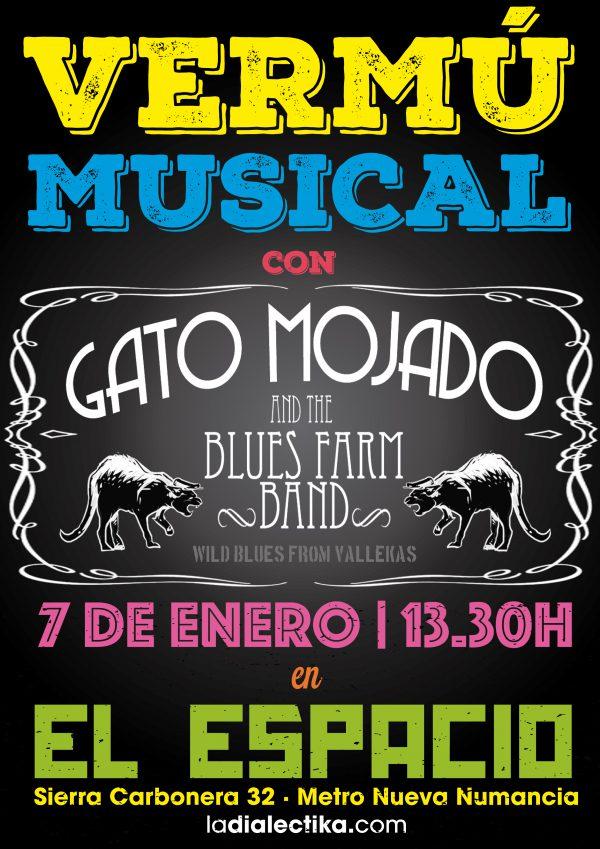 Vermú musical con Gato Mojado