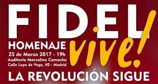 Fidel Vive