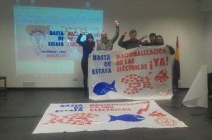 pancartas soberanía enegértica