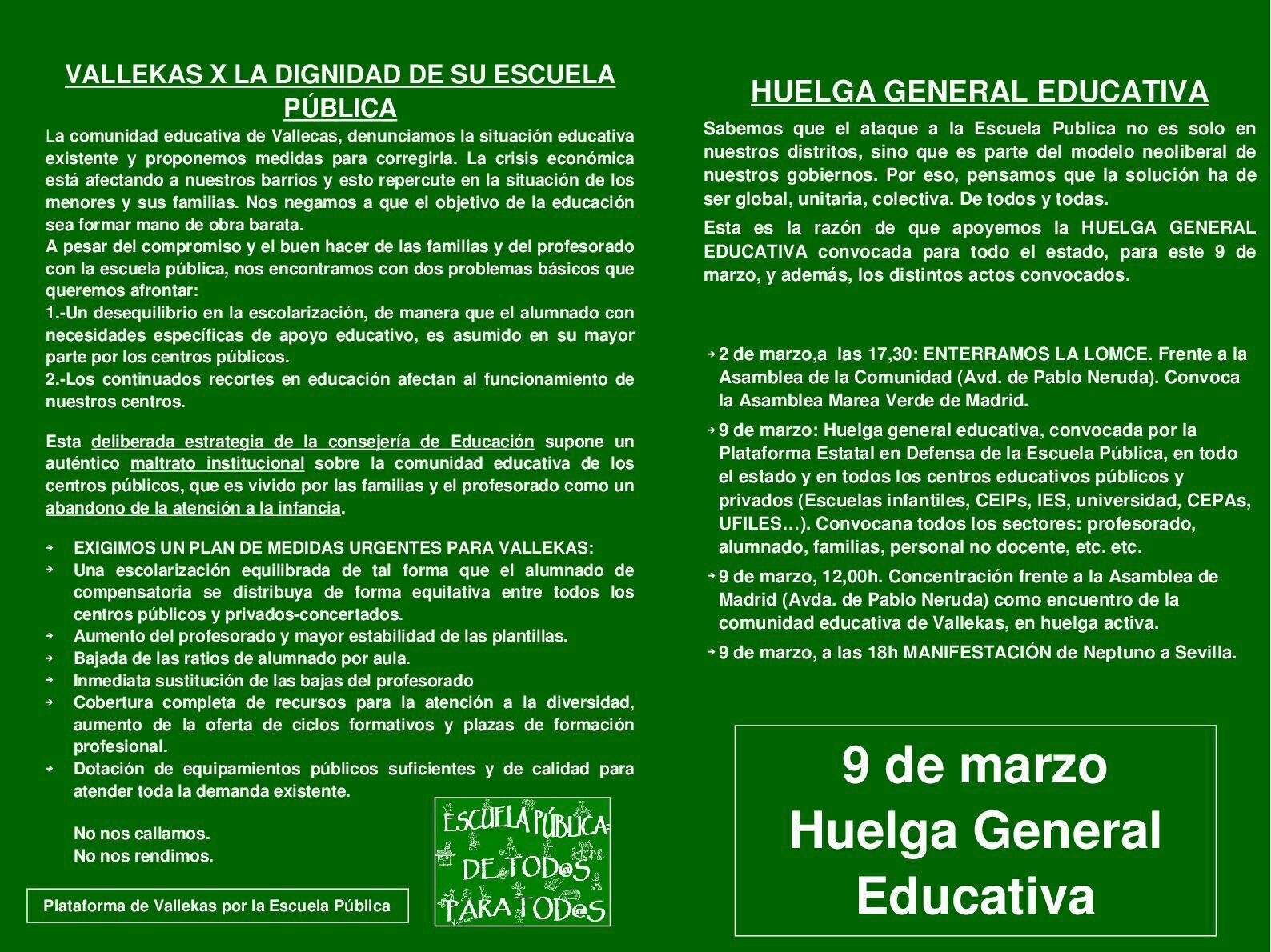 Educación Pública Vallekas