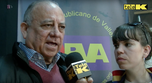 Entrevista a Mario Isea, embajador de Venezuela