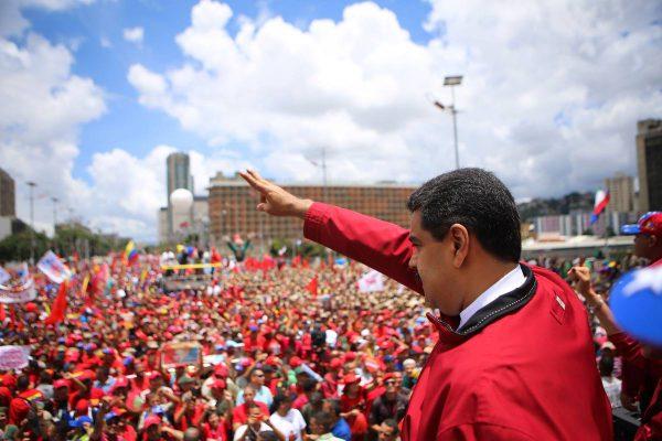 En apoyo al Gobierno y al pueblo de la República Bolivariana de Venezuela