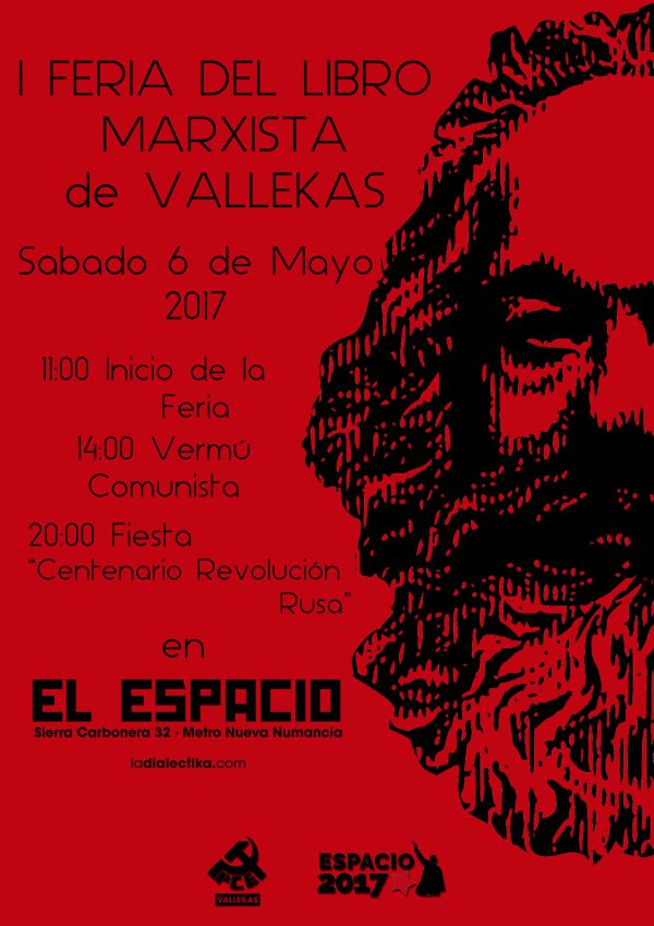 I Feria del libro marxista de Vallekas
