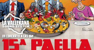 Paella Republicana de Vallekas