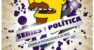 series y política