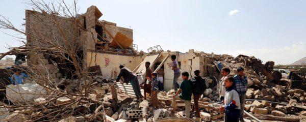 Yemen. Matanza con armas españolas