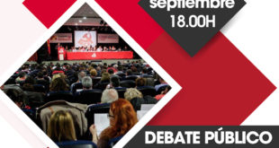 debate congreso PCE