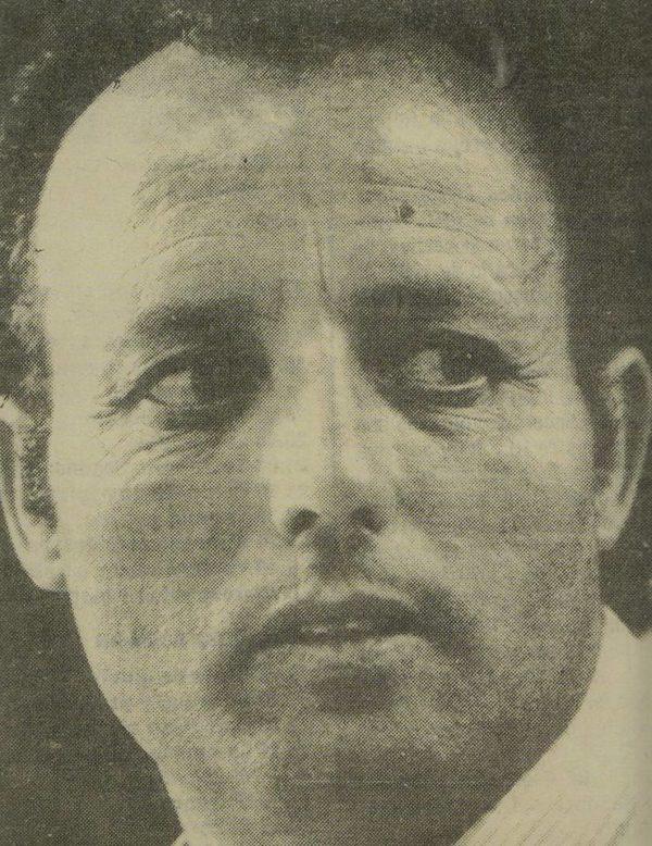 Ayer cumpliría años Diamantino García Acosta