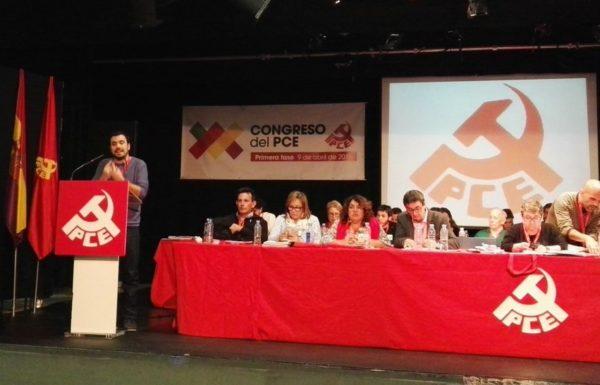 Manifiesto a favor del XX Congreso del PCE y de la Tercera República