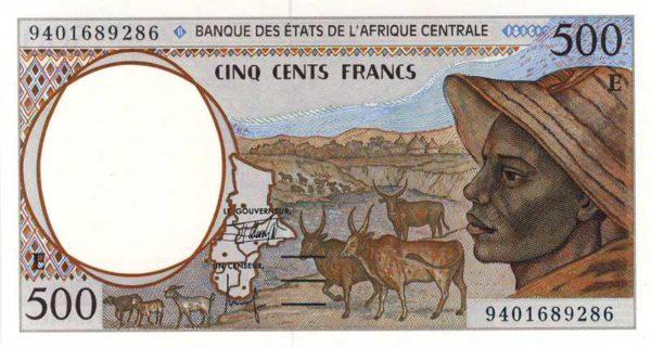 El Franco CFA, la vergüenza de Francia
