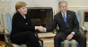 En los años 60 la República Federal Alemana demostraba estar totalmente en la mano del imperialismo estadounidense, al negarse a ratificar el Tratado del Elíseo que prevería una alianza militar franco-alemana libre de la tutela de la OTAN. Las cosas no han cambiado mucho con el tiempo.