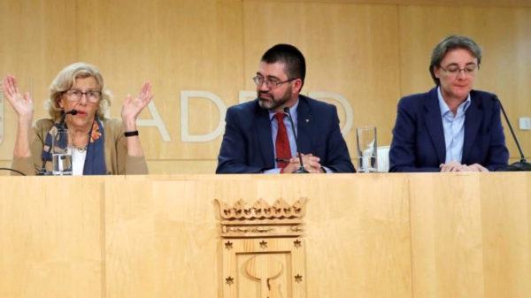 El Partido Comunista de Madrid rechaza de pleno el cese de Carlos Sánchez Mato (IU) como Concejal de Economía y Hacienda de Madrid
