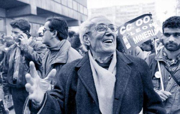 Homenaje al camarada Marcelino Camacho en el centenario de su nacimiento (1918-2018)